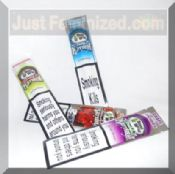 cheap platinum blunts 8 pack 4 different flavour wraps